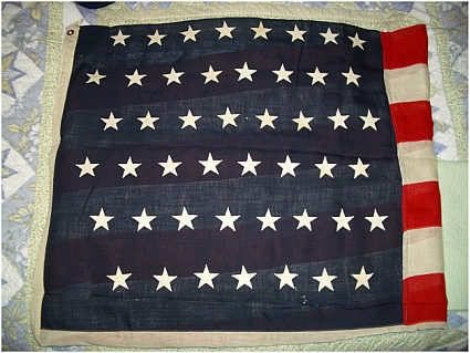 Forty Eight / 48 Star Flag