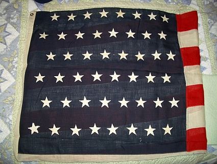 Forty Seven / 47 Star Flag