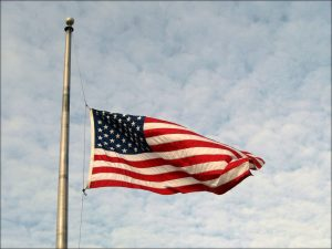 Why Do We Fly Flags at Half-staff?